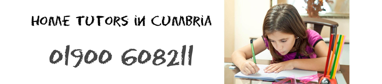 Home Tutors in Cumbria