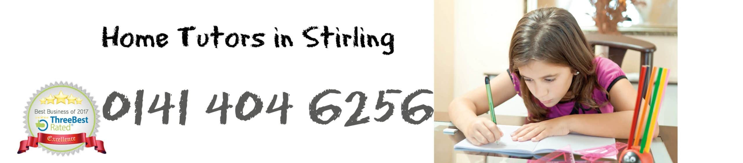 Home Tutors in Stirling